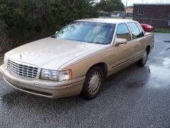 1998 Cadillac Deville Photo 1