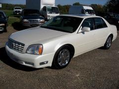 2003 Cadillac Deville Photo 1