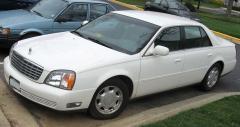 2004 Cadillac Deville Photo 1