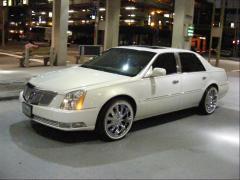 2007 Cadillac DTS Photo 1