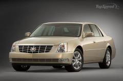 2008 Cadillac DTS Photo 1