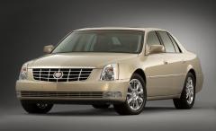 2009 Cadillac DTS Photo 1