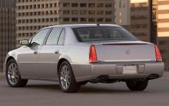 2011 Cadillac DTS exterior
