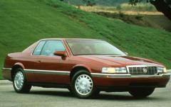 1993 Cadillac Eldorado exterior