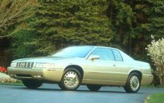 1996 Cadillac Eldorado exterior