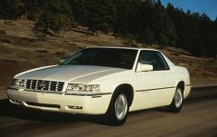 1998 Cadillac Eldorado exterior