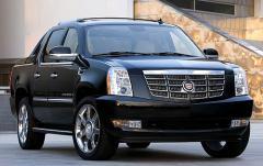2007 Cadillac Escalade EXT exterior