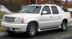 2009 Cadillac Escalade EXT Photo 1