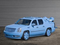2011 Cadillac Escalade EXT Photo 1