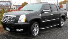 2012 Cadillac Escalade EXT Photo 1