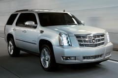 2012 Cadillac Escalade exterior
