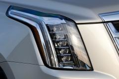 2016 Cadillac Escalade exterior