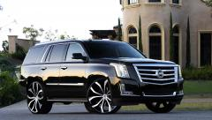 2016 Cadillac Escalade Photo 2