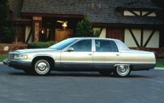 1993 Cadillac Fleetwood exterior