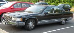 1993 Cadillac Fleetwood Photo 2