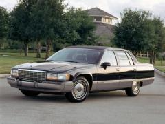 1993 Cadillac Fleetwood Photo 3