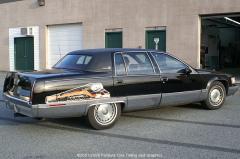 1993 Cadillac Fleetwood Photo 4