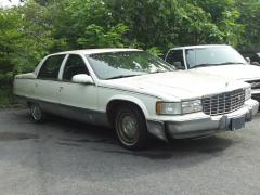 1993 Cadillac Fleetwood Photo 5