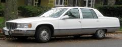 1993 Cadillac Fleetwood Photo 6