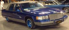 1993 Cadillac Fleetwood Photo 7