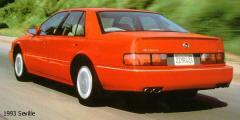 1993 Cadillac Seville Photo 3