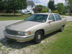 1994 Cadillac Seville Photo 1
