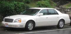 2001 Cadillac Seville Photo 1