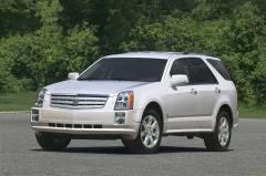 2007 Cadillac SRX Photo 1