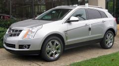 2009 Cadillac SRX Photo 1