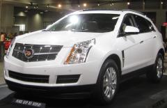 2010 Cadillac SRX Photo 1