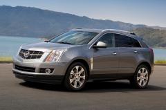 2012 Cadillac SRX exterior