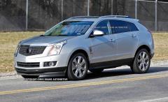 2014 Cadillac SRX Photo 1