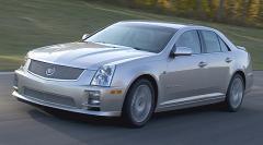 2006 Cadillac STS Photo 1