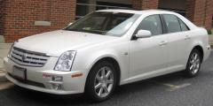2007 Cadillac STS Photo 1