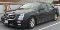 2009 Cadillac STS Photo 1