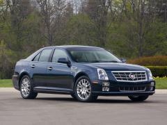 2011 Cadillac STS Photo 1