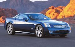 2008 Cadillac XLR Photo 1