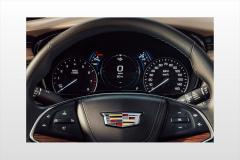 2017 Cadillac XT5 interior