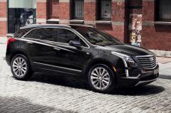 2017 Cadillac XT5 exterior