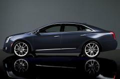2017 Cadillac XTS exterior