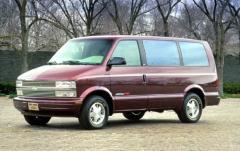 1996 Chevrolet Astro Photo 1