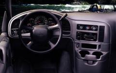 1997 Chevrolet Astro interior