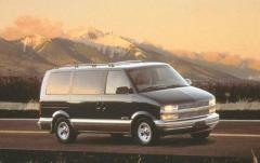 1997 Chevrolet Astro exterior