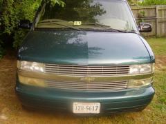 1999 Chevrolet Astro Photo 4