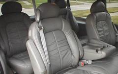 1999 Chevrolet Astro interior
