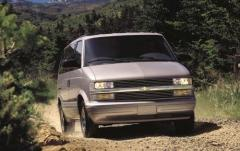 2004 Chevrolet Astro exterior