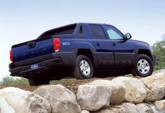 2003 Chevrolet Avalanche Photo 7