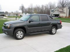 2003 Chevrolet Avalanche Photo 8