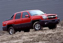 2003 Chevrolet Avalanche Photo 10