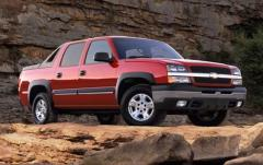 2003 Chevrolet Avalanche Photo 11